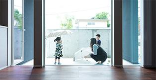 ランニングコストを抑える家 イメージ写真